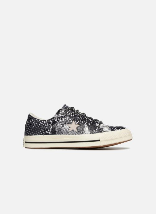 Trainers Converse One Star Ox W Grey back view