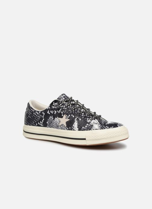 Trainers Converse One Star Ox W Grey detailed view/ Pair view