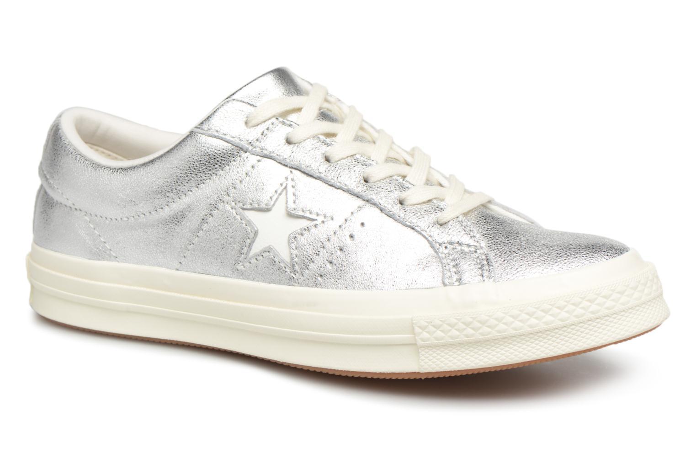 Nuevo zapatos Deportivas Converse One Star Ox W (Plateado) - Deportivas zapatos en Más cómodo 9bf242