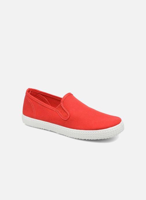 Sneaker Cienta Paulo rot detaillierte ansicht/modell