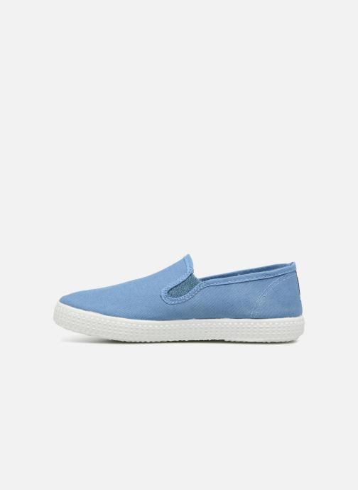 Sneaker Cienta Paulo blau ansicht von vorne