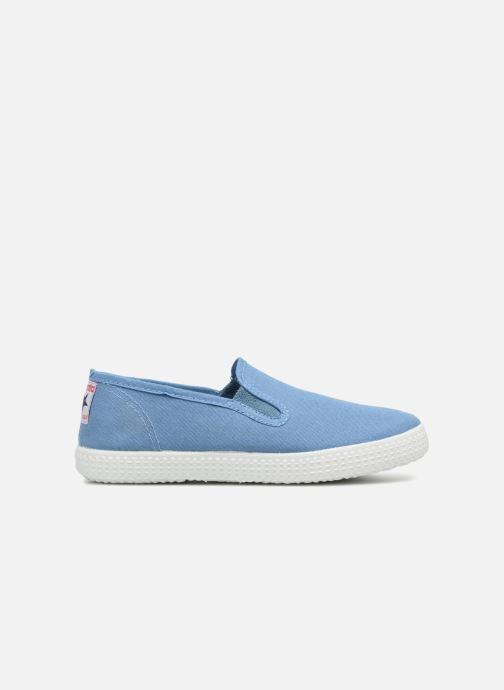 Sneaker Cienta Paulo blau ansicht von hinten