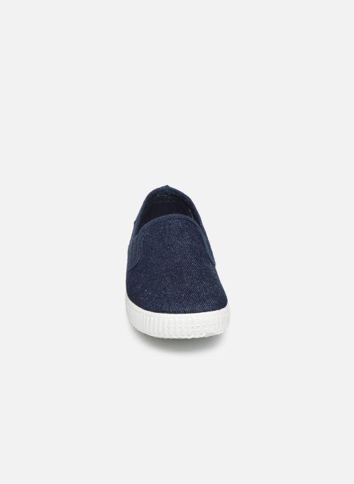 Sneaker Cienta Paulo blau schuhe getragen