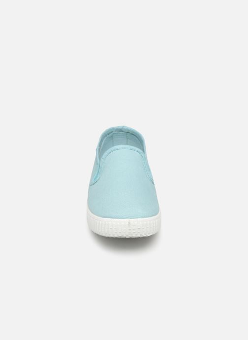 Trainers Cienta Paulo Blue model view