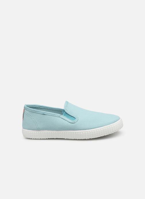 Sneakers Cienta Paulo Blå se bagfra