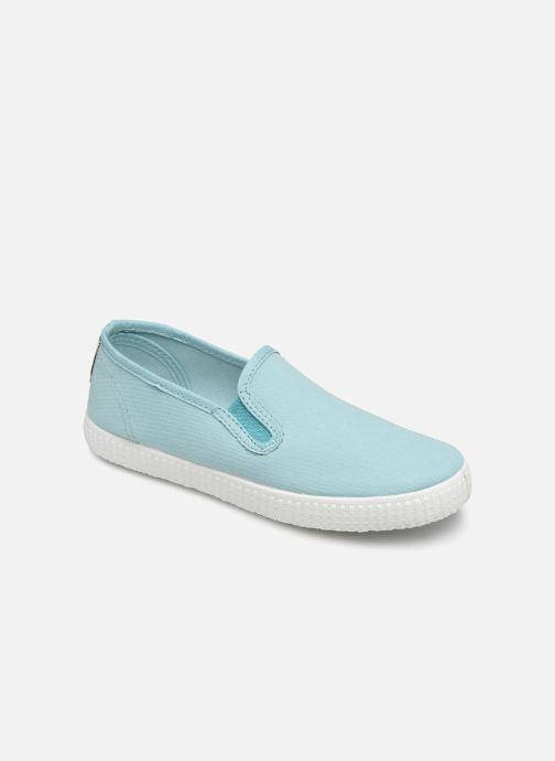 Sneakers Cienta Paulo Blå detaljeret billede af skoene