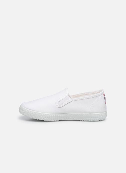 Sneakers Cienta Paulo Bianco immagine frontale