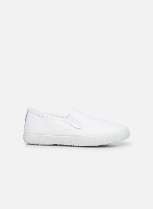 Sneakers Cienta Paulo Bianco immagine posteriore