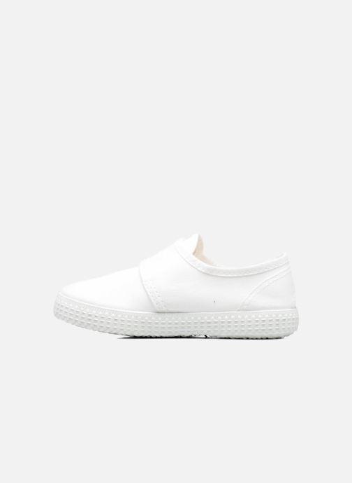 Sneakers Cienta Julio Bianco immagine frontale