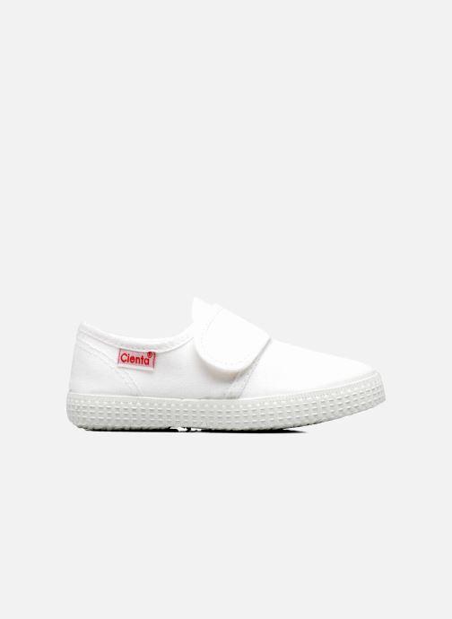 Sneakers Cienta Julio Bianco immagine posteriore