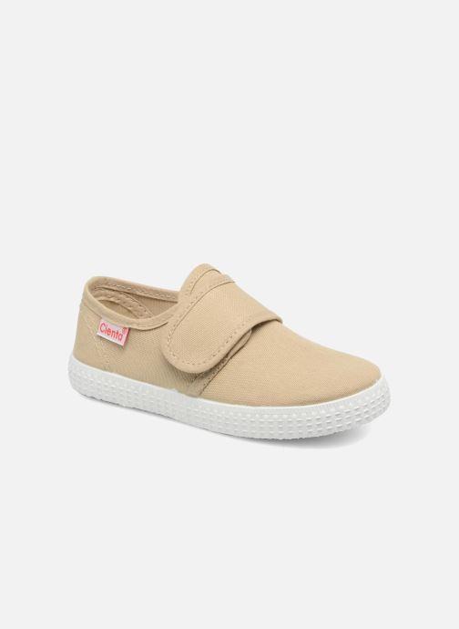 Sneakers Cienta Julio Beige detail