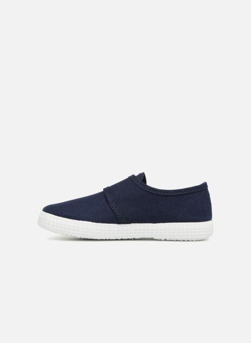Sneakers Cienta Julio Blauw voorkant