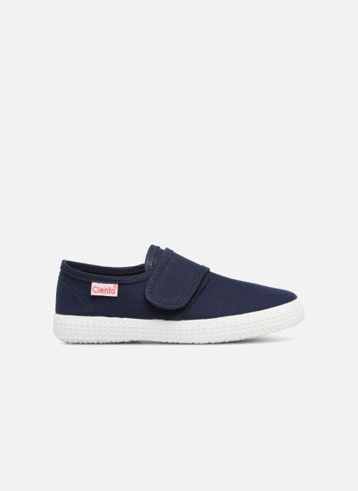 Sneakers Cienta Julio Blauw achterkant