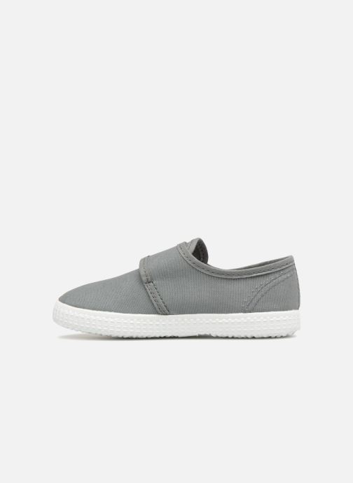 Sneaker Cienta Julio grau ansicht von vorne