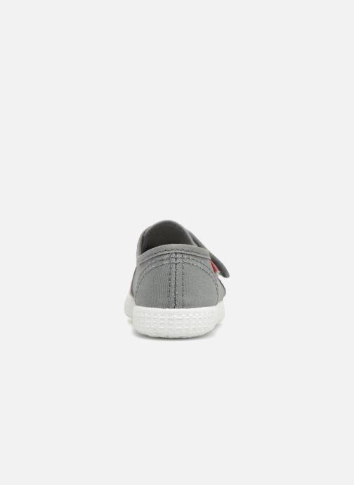 Sneakers Cienta Julio Grå Se fra højre