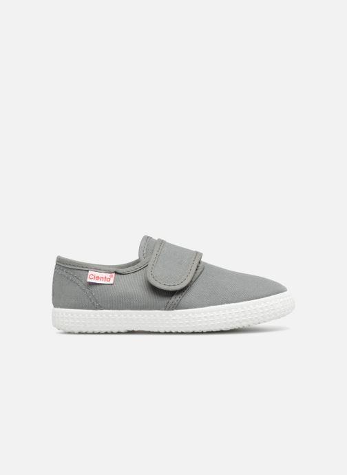 Sneakers Cienta Julio Grå se bagfra