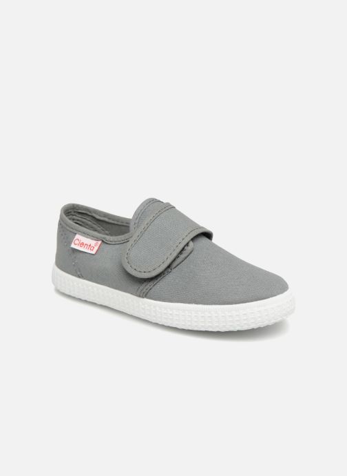Sneakers Cienta Julio Grijs detail