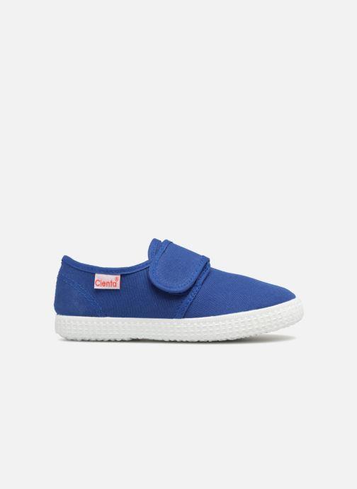 Sneaker Cienta Julio blau ansicht von hinten