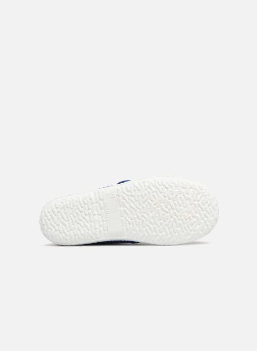 Sneaker Cienta Julio blau ansicht von oben