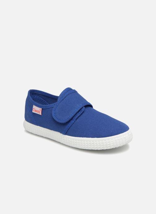 Sneaker Cienta Julio blau detaillierte ansicht/modell