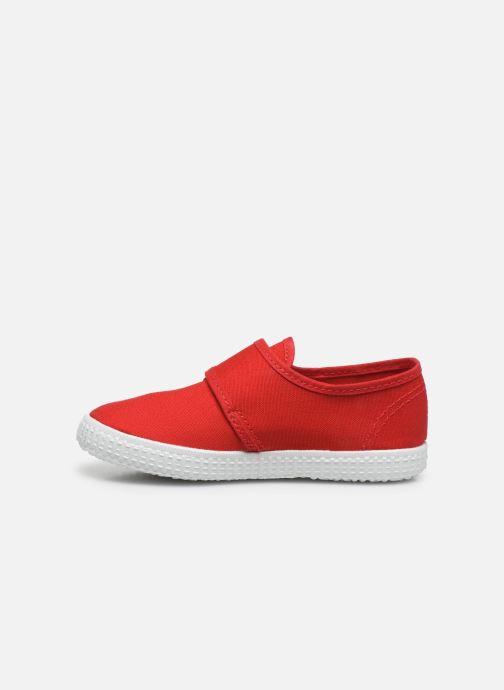Sneaker Cienta Julio rot ansicht von vorne