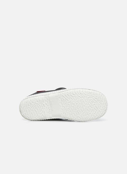 Sneaker Cienta Julio grau ansicht von oben