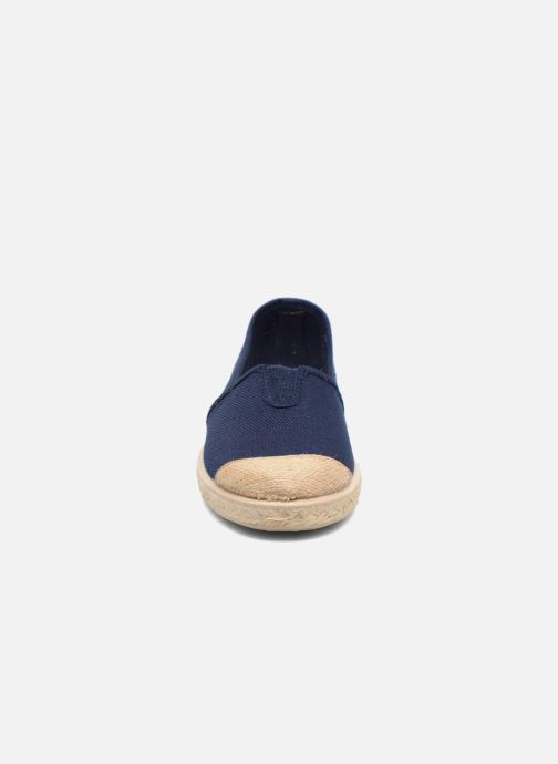 Espadrilles Cienta Pablo Blue model view
