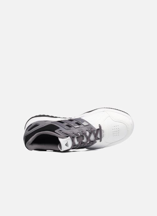 Scarpe sportive adidas performance Duramo 8 Trainer M Bianco immagine sinistra
