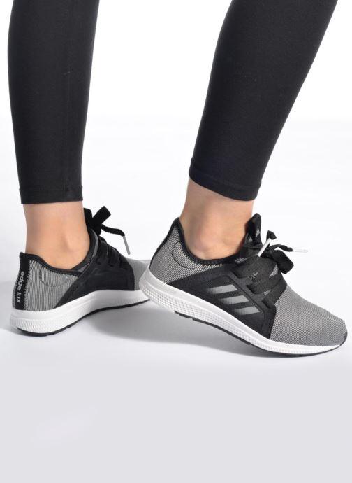 Chaussures de sport adidas performance edge lux w Orange vue bas / vue portée sac