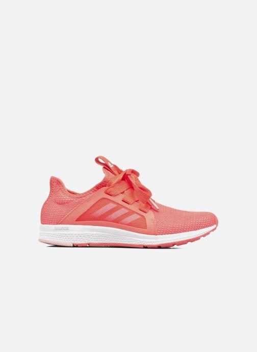 Chaussures de sport adidas performance edge lux w Orange vue derrière