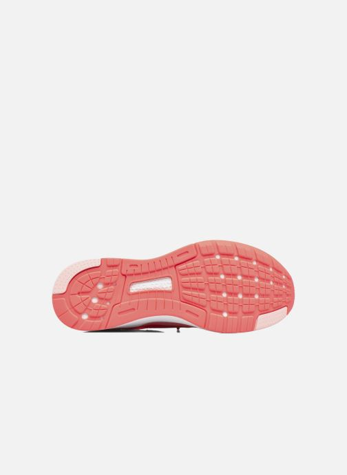 Chaussures de sport adidas performance edge lux w Orange vue haut