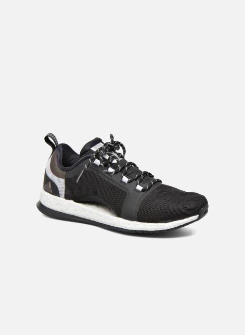 best service 5eb3c 20276 Chaussures de sport adidas performance PureBOOST X TR 2 Noir vue  détail paire