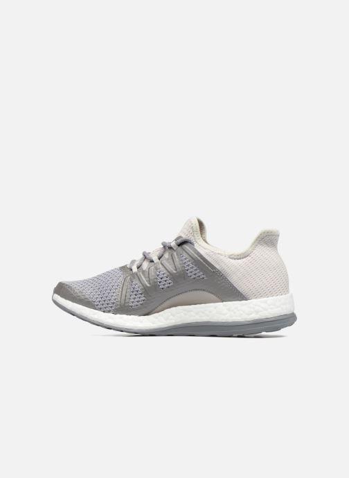 Zapatillas de deporte adidas performance PureBOOST Xpose Gris vista de frente