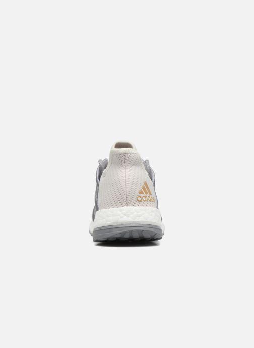 Chaussures de sport adidas performance PureBOOST Xpose Gris vue droite