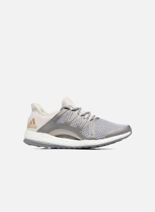 Chaussures de sport adidas performance PureBOOST Xpose Gris vue derrière