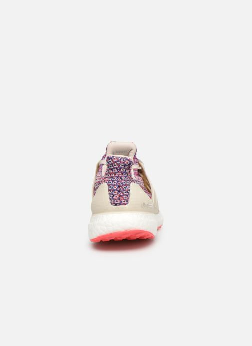 Sport shoes adidas performance UltraBOOST w Pink view from the right