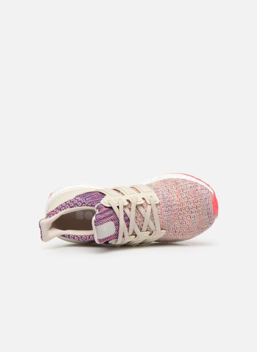 Chaussures de sport adidas performance UltraBOOST w Rose vue gauche
