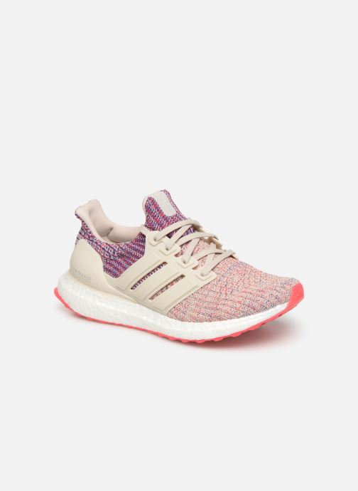 Sport shoes adidas performance UltraBOOST w Pink detailed view/ Pair view