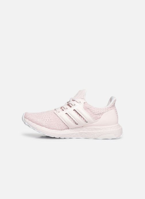 Chaussures de sport adidas performance UltraBOOST w Rose vue face