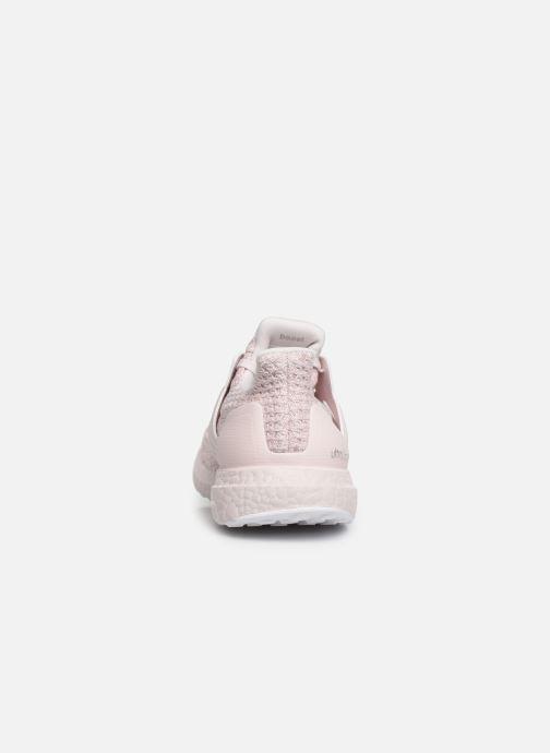 Zapatillas de deporte adidas performance UltraBOOST w Rosa vista lateral derecha