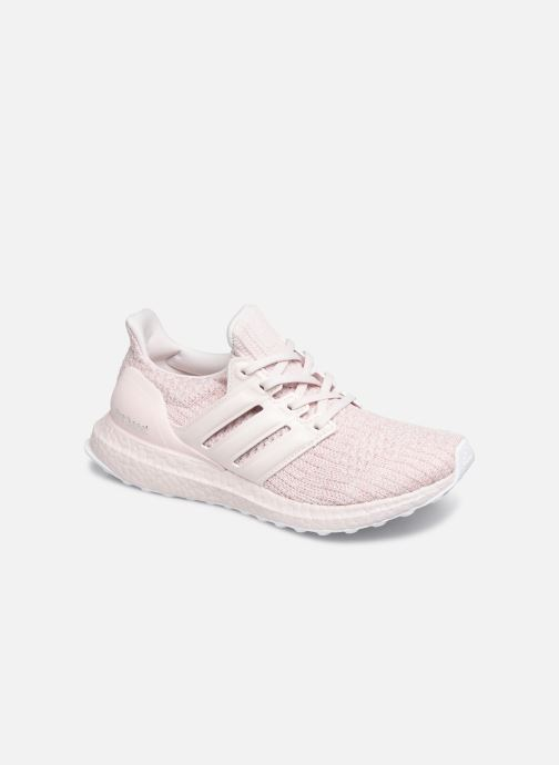 Sportssko adidas performance UltraBOOST w Pink detaljeret billede af skoene