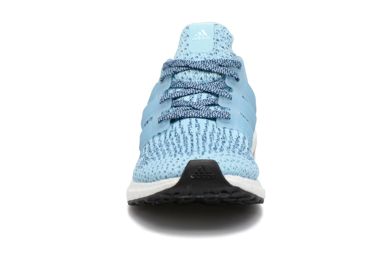 Zapatillas de deporte Adidas Performance UltraBOOST w Azul vista del modelo