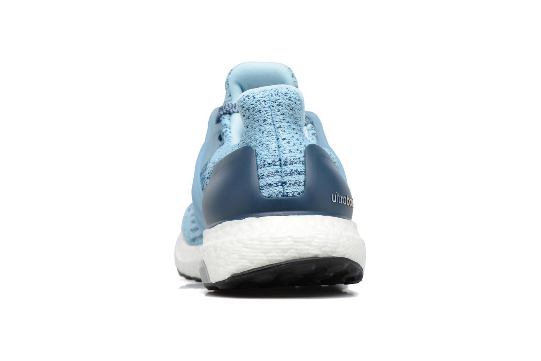 Zapatillas de deporte Adidas Performance UltraBOOST w Azul vista lateral derecha