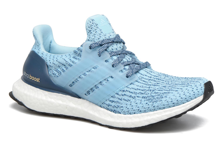 Zapatillas de deporte Adidas Performance UltraBOOST w Azul vista de detalle / par