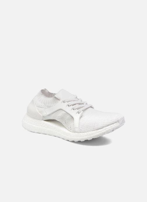 Chaussures de sport adidas performance UltraBOOST X Blanc vue détail/paire