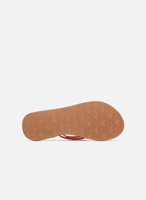 Slippers Roxy Rg Lahaina Roze boven