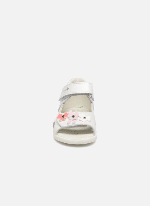Sandales et nu-pieds Primigi Cecilia Blanc vue portées chaussures