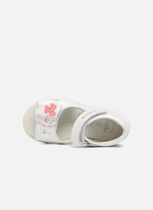 Sandales et nu-pieds Primigi Cecilia Blanc vue gauche