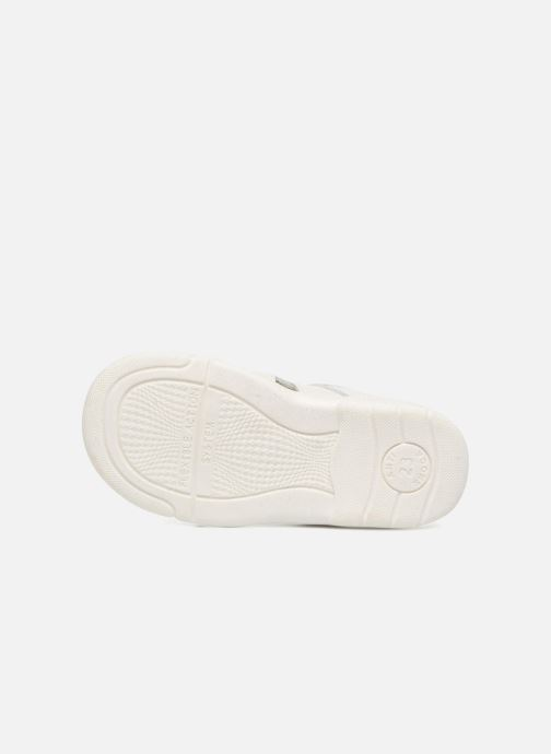 Sandales et nu-pieds Primigi Cecilia Blanc vue haut