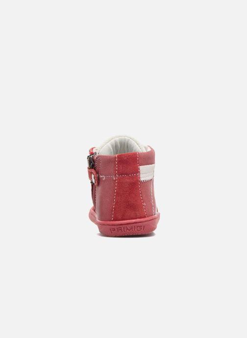 Bottines et boots Primigi Alina Rouge vue droite
